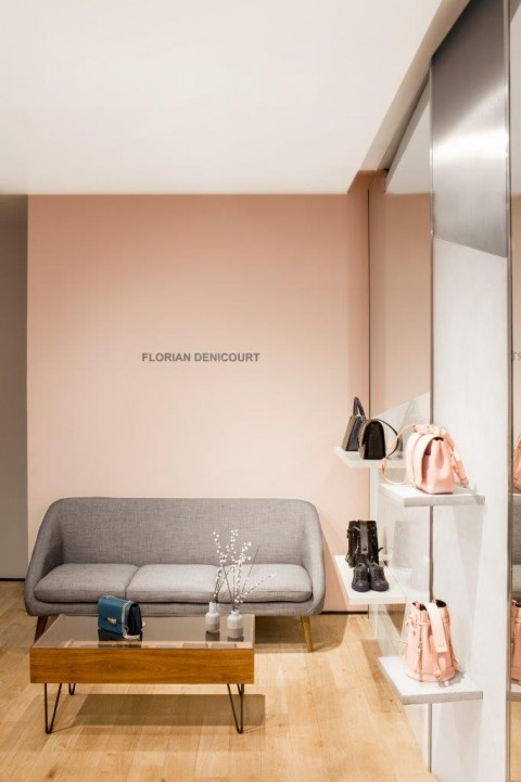 Boutique Paris - Florian Denicourt POPandPARTNERS